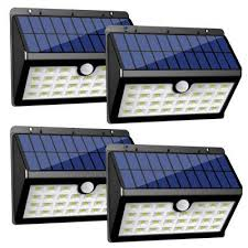 Best Led Street Light In 2020 Review And Buying Guide Outdoor Solar Lights Solar Motion Lights Solar Lights