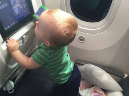 activities for flying with a baby