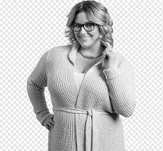 Cardigan Shoulder Portrait Sleeve Glasses, Abby, white, monochrome ...