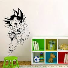 Dragonball Goku Kid Vinyl Wall Art Decal