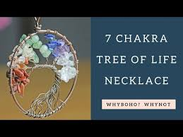 tree of life necklaces meaning