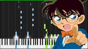 Case Closed - Detective Conan [Piano Tutorial] (Synthesia) - YouTube