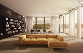 wallpaper interior living room dining