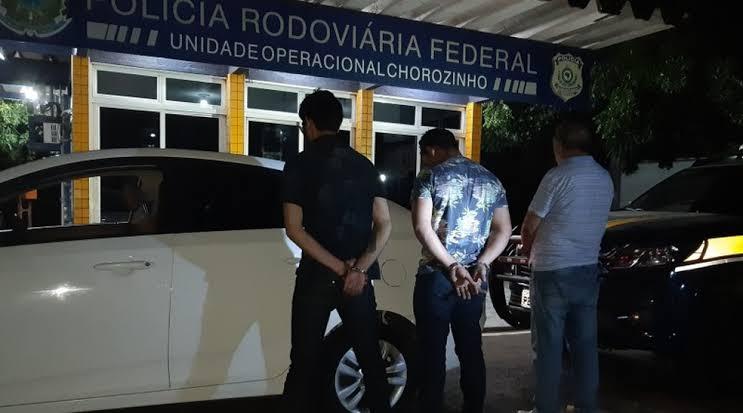 Três pessoas são presas suspeitas de fraudar benefícios do INSS no Nordeste