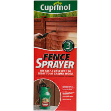 Cuprinol Manual Fence Sprayer Wilko