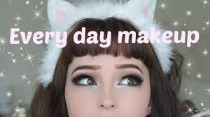 my everyday makeup belle you