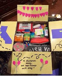20 awesome birthday care packages for