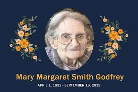 Mary Margaret Smith Godfrey