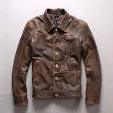 vine leather jacket brands
