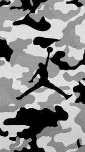 camo jordan jumpman logo loix