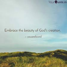 god and beauty quotes com