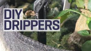 diy drippers drip irrigation for