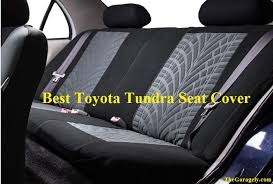 top 5 best tundra seat covers 2020