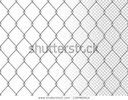 Realistic Chain Link Seamless Pattern Chainlink Stock Vector Royalty Free 1160969914
