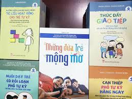 Giới thiệu sách mới: Series sách cho trẻ tự kỷ