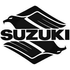 Suzuki Intruder Motorcycle Vinyl Decal Sticker