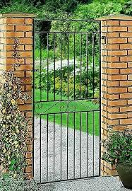 marlborough tall metal side gate