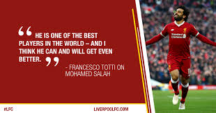 liverpool fc on totti songs and superstitions lfc