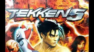 clic game room tekken 5 review for