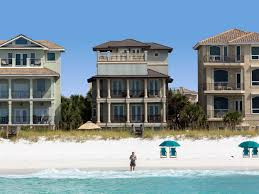 luxurious beachfront family vacation