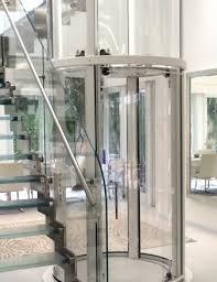 residential glass elevators vuelift