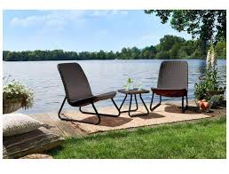 outdoor patio garden chair table set