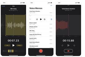 10 best voice recorder apps for iphones