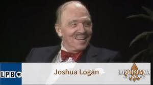 Joshua Logan | Louisiana Legends - YouTube