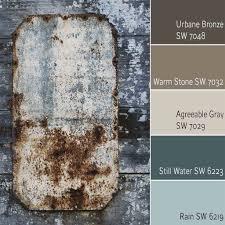 color wheel update urbane bronze sw