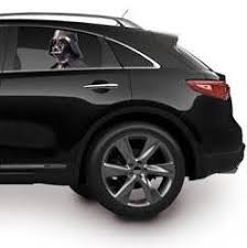 Darth Vader Star Wars Life Size Car Decal Sticker Six Things
