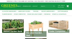 Access Greenesfence Corecommerce Com Greenes Fence Companyraised Garden Beds Landscape Edging Fencing Stakes Greenes Fence Company
