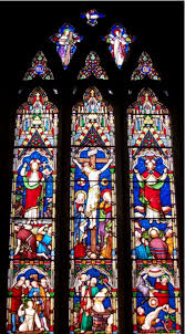 stained glass windows all saint s