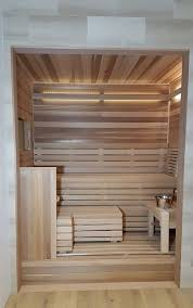 Custom Cut Saunas - SoCal Sauna