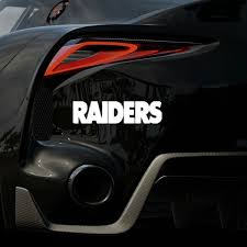 Raiders Auto Window Decal Sticker Car Truck Decoration T230 Wish