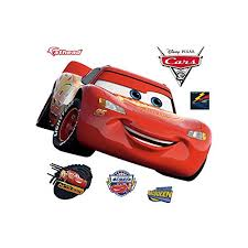Get The Fathead Lightning Mcqueen Cars 3 Giant Officially Licensed Disney Pixar Removable Wall Decal From Amazon Now Fandom Shop