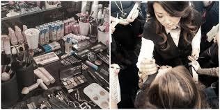 grace lee lead makeup artist