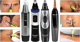 nose ear and eyebrow hair trimmer