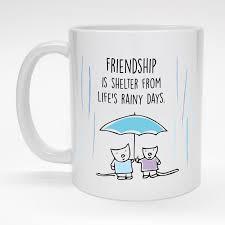 cute friendship mug coffee tea gifts atomic mugs