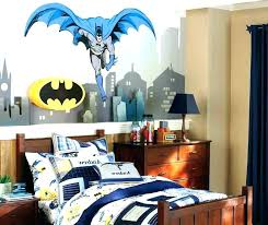 Batman Bedroom Stuff Room For Kids Decor Atmosphere Ideas Bedrooms Boys Decoration Themed Set Bathroom Centerpieces Apppie Org
