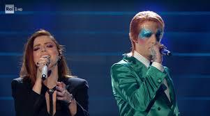 Video Achille Lauro e Annalisa ne Gli Uomini Non Cambiano a Sanremo