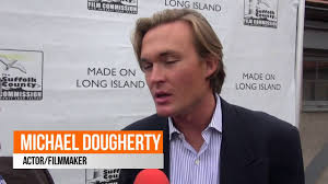 Michael Dougherty Actor interview on VVH-TV - YouTube