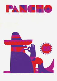 Adrian Johnson - Pancho Villa | Adrian johnson, Graphic design ...