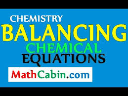 balancing chemical equations archives