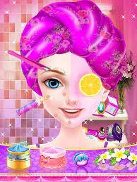 makeup salon spa makeover s games