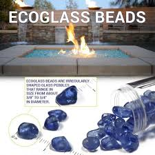 american fireglass eco red 10 j