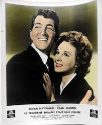 Dean Martin and Susan Hayward - Ada   Dean martin, Susan hayward, Mr  wonderful