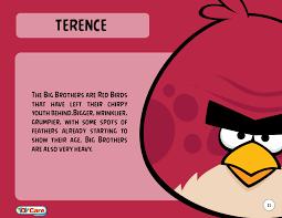 Angry Birds Big Red Bird