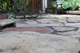 how to clean flagstone patios hunker