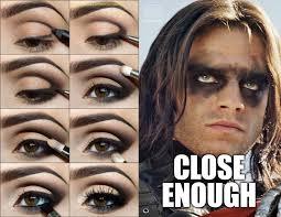 black makeup tutorial meme saubhaya