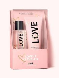 mini love fragrance and lotion gift